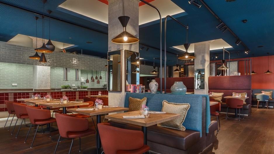 H tels la journ e avec restaurant zurich roomforday for Hotel avec restaurant